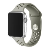 Spek Silicone Sport Band Untuk Apple Watch Series 2 Penggantian Tali Untuk Apple Iwatch Nike Sport Band 38Mm