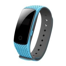 Cuci Gudang Silicone Universal Ukuran Watchband Tali Penggantian Untuk Id107 Intl
