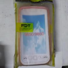 Silikon Blackberry Torch 9850 Monaco  / Torch 9810 Monza Softcase Soft Case Kondom Black Berry Blekberi Torc BB 9850 Monako / BB Torc 9860 Monsa