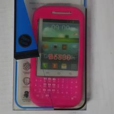 Silikon Samsung Galaxy Chat B5330 Softcase Kondom Samsung Galaxi Cat B 5330