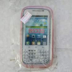 Silikon Samsung Galaxy Chat B5330 Softcase Kondom Samsung Galaxi Chat B 5330
