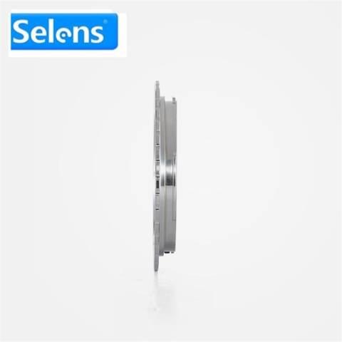 Silver Selens Lens Adapter Ring untuk M42 (Tembaga) -EOS Lensa untuk Kamera Canon EOS EF Mount Lens Adapter Ring-Intl Fotografi Kamera 1