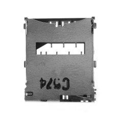 SIM Card Reader Slot untuk Sony Xperia Z C6602 C6603 C6606 L36h Lt36i Lt36a--Intl