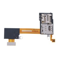 Toko Sim Card Tf Card Slot Holder Flex Cable For Sony Xperia M2 S50H D2303 D2305 D2306 Intl Di Hong Kong Sar Tiongkok
