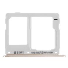 Harga Sim Card Tray Slot Holder Untuk Samsung Galaxy A3 2016 A310 Pengganti Telepon Emas Online