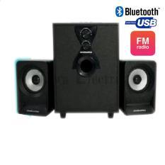Simbadda Cst-1900n+ Speaker Multimedia Port USB MMC BLUETOOTH
