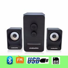 Harga Simbadda Cst 5000 N Multimedia Speaker Bluetooth Usb Radio Sd Card