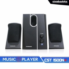 SIMBADDA MULTIMEDIA SPEAKER CST 1500N+ (USB,MMC,RADIO,BLUETOOTH)