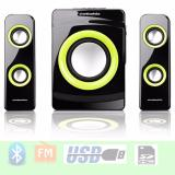 Jual Simbadda Multimedia Speaker Cst 2800N Bluetooth Hitam Online