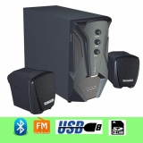 Toko Jual Simbadda Multimedia Speaker Cst 6100N Bluetooth Radio Usb Hitam