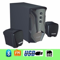 Toko Simbadda Multimedia Speaker Cst 6100N Bluetooth Radio Usb Hitam Murah Di Dki Jakarta