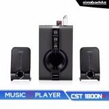 Spesifikasi Simbadda Music Player Cst 1800 N Simbadda Terbaru