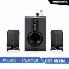 Toko Simbadda Music Player Cst 1800 N Yang Bisa Kredit