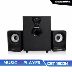 Spesifikasi Simbadda Music Player Cst 1900 N Murah Berkualitas