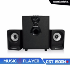 Harga Simbadda Music Player Cst 1900 N Simbadda Asli