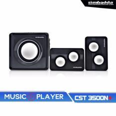 Ongkos Kirim Simbadda Music Player Cst 3500 N Di Dki Jakarta