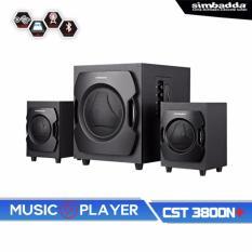 Review Simbadda Music Player Cst 3800 N Simbadda Di Indonesia