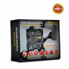 Jual Beli Simbadda Power Supply 500W