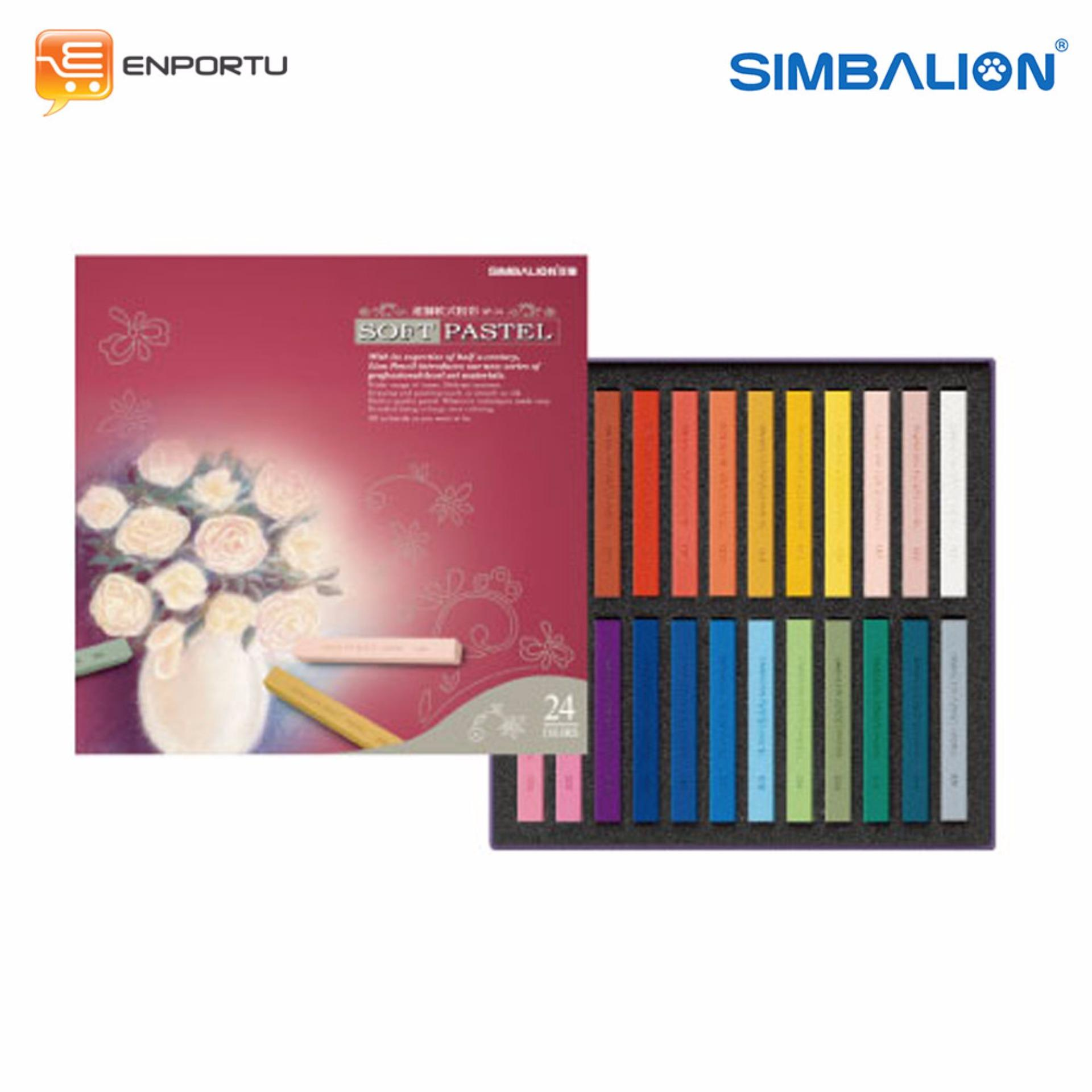 Review Simbalion Soft Pastel Sp 24 Dki Jakarta