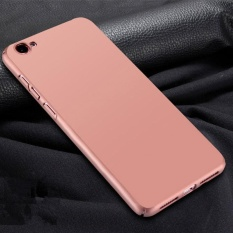 Sederhana Anti Sidik Jari Case Keras SmartPhone Pelindung Buah Cangkang Menggosok Warna Tidak Mengkilap Anti Guncangan Sampul Belakang Case to Vivo X5 Pro-Internasional