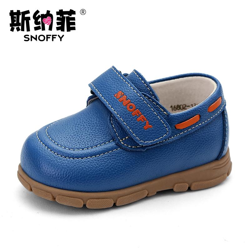 Sina Fei Sepatu Anak Sepatu Belajar Jalan Kulit Musim Semi atau Musim Gugur Tergelincir Fungsi