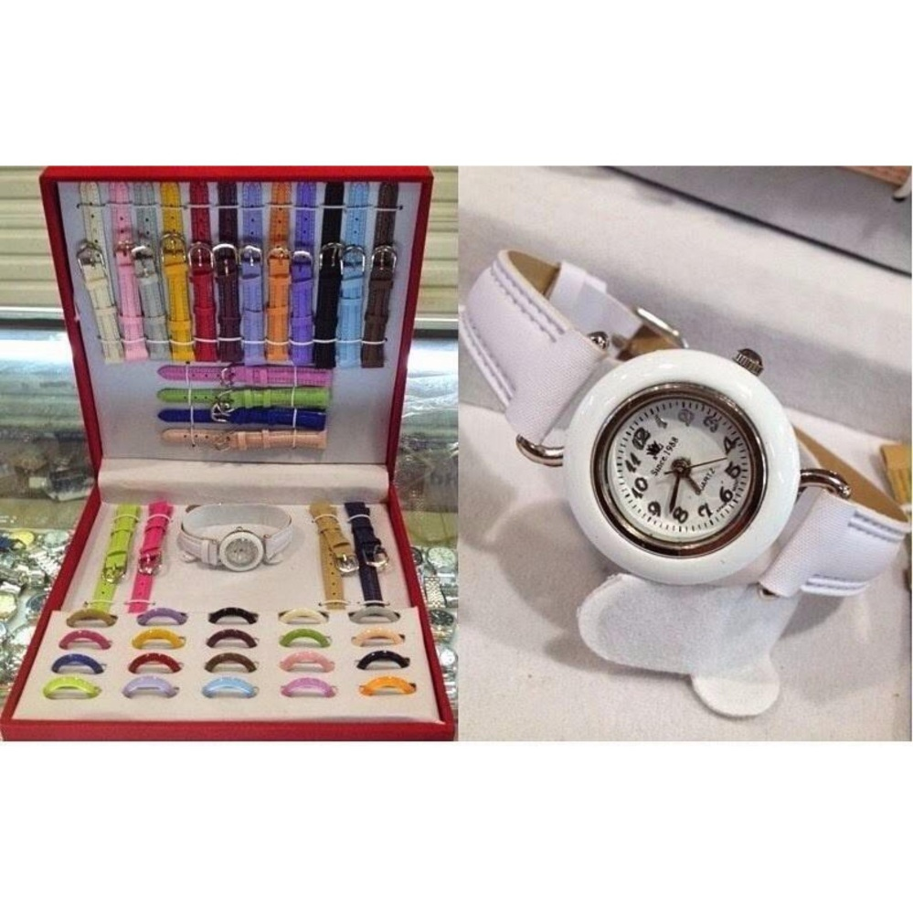 Obral Since 1988 Jam Tangan Wanita 21 Tali 21 Ring New Edition Murah