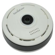 Harga Sinofer Panoramic Wireless Ip Camera Cctv 360 Degree 960P S C03 White Asli