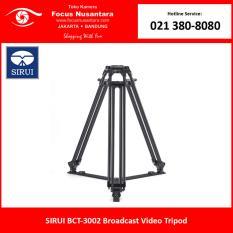 SIRUI BCT-3002 Broadcast Video Tripod