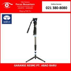 Harga Sirui P 424Sr Carbon Fiber Photo Video Monopod Sirui Vh 10 Sirui Asli