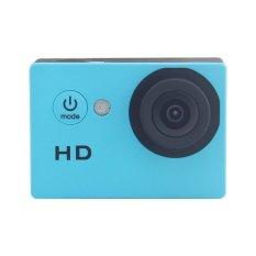 SJ4000 Sport Kamera A8 HD 720 P 1.5 Inch Tahan Air Action DVR Camcorder (Biru)-Intl