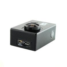 SJ5000 Wifi 1080 P H.264 Olahraga DV Aksi Kamera Digital Tahan Air Cam Wide Angle HDMI (Hitam)