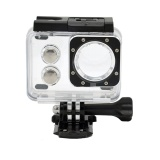 Promo Sj7 Star Aksesoris Underwater Housing Case Tahan Air Menyelam 30 M For Sjcam Sj7 Star Action Camera Oem Terbaru