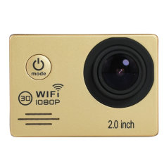 Situs Review Sj7000 Action Camera 2 Inci Lcd Wifi 1080 P Hd Penuh 30 M Tahan Air Hdmi Go Xiao Pro Yi Gaya 4 K Aksi Olahraga Kamera Dash Mm X 80Mm Untuk Kamera Yicoe Emas