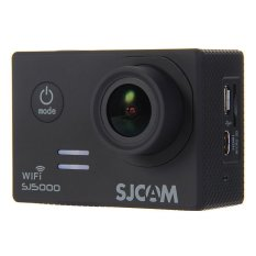 Dimana Beli Sjcam Action Camera Sj5000 Wifi 14Mp 1080P Waterproof 30M Hitam Sjcam
