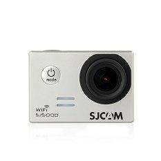 Diskon Sjcam Action Camera Sj5000 Wifi 14Mp 1080P Waterproof 30M Silver Akhir Tahun