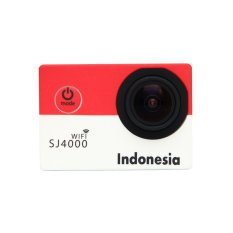 SJCAM SJ4000 Front Case Replacement - Indonesia