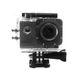 Sjcam Sj4000 Wifi 12Mp 1080P Novatek Sport Camera Hitam Indonesia