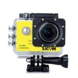 Jual Sjcam Sj5000 14 Megapiksel 2 Inci Tft 5181 6 Cm Aksi Kamera Video Digital Kuning Sjcam