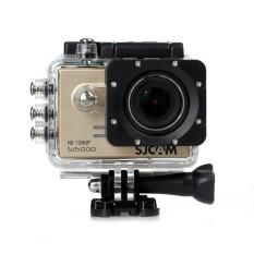 SJCAM SJ5000 Novatek 96655 Full HD 1080 P 30 Fps Action SportCameraGold-Intl