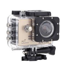 SJCAM SJ5000 WiFi Action Sport Waterproof Camera DVNovatek9665514MP 2.0 �  X9D LCD HD 1080 P 30FPS 170 Gelar Wide LensActionCamcorderDVR FPV-Intl