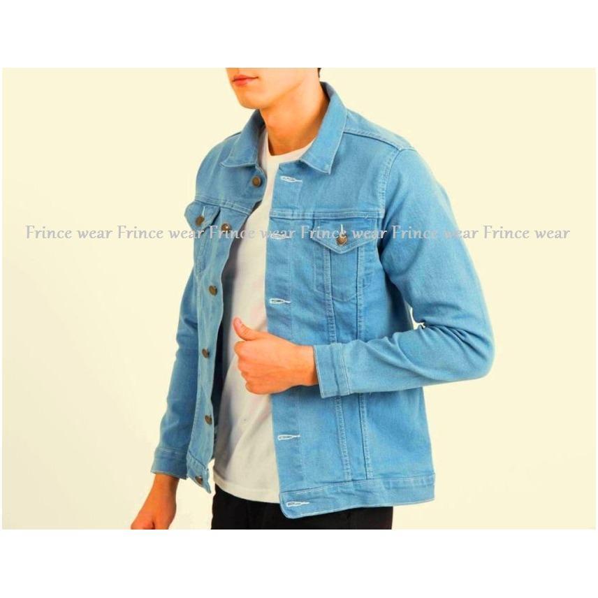 Harga Sjd Jaket Denim Pria Jaket Jeans Trend Terbaru Terbaik