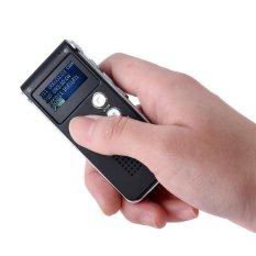 Jual Sk 012 8 Gb Intelligent Digital Audio Perekam Suara Ponsel Dictaphone Mp3 Musik Player Suara Aktifkan Var A B Mengulangi Branded Murah