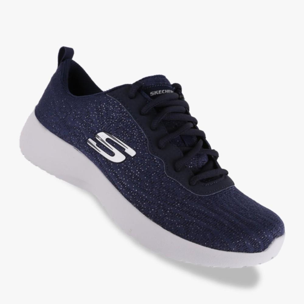 Harga Skechers Dynamight Blissful Women S Sneakers Shoes Navy Skechers Terbaik