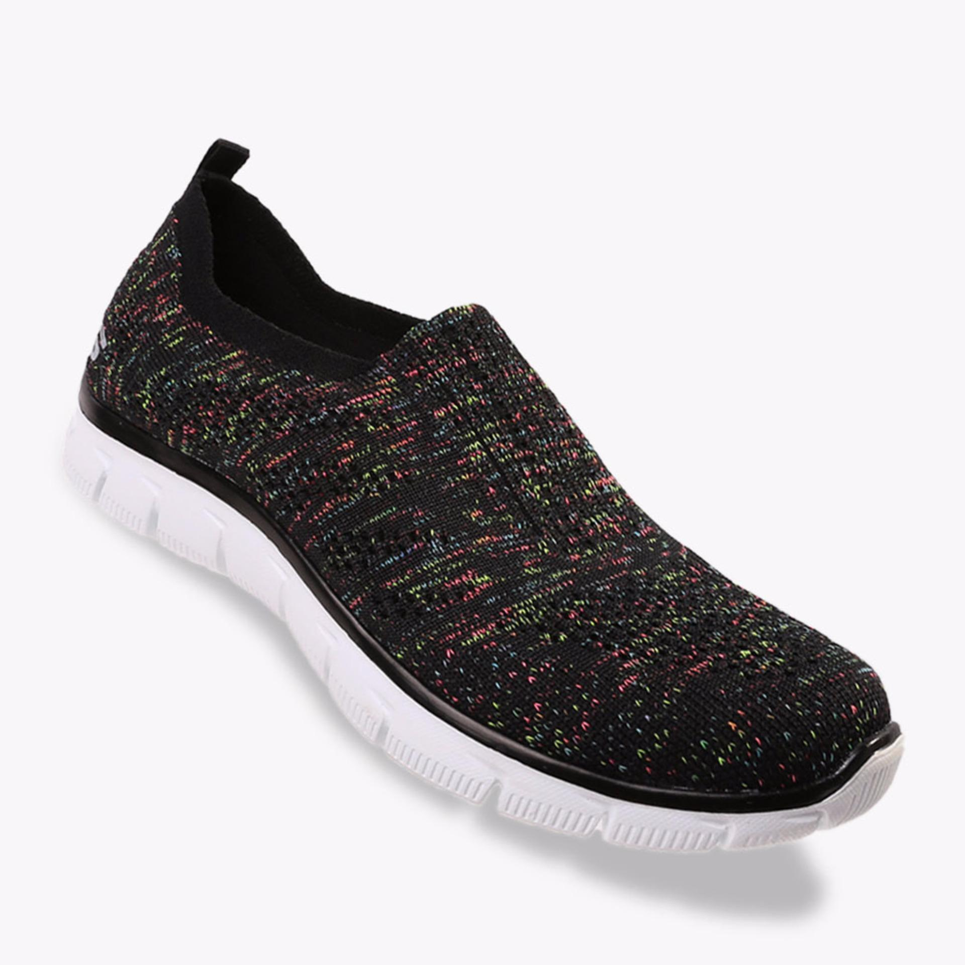 Diskon Skechers Empire Inside Look Women S Sneakers Shoes Hitam Branded