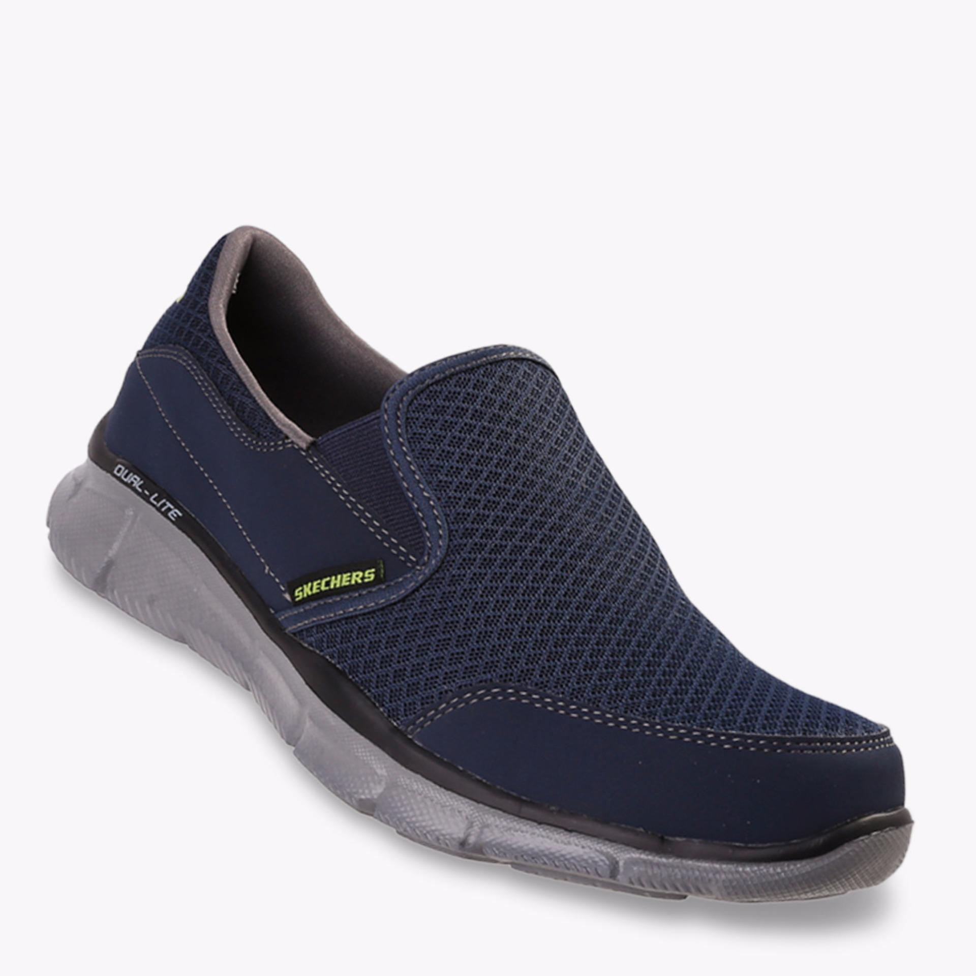 Promo Skechers Equalizer Persistent Men S Sneakers Shoes Navy Di Indonesia
