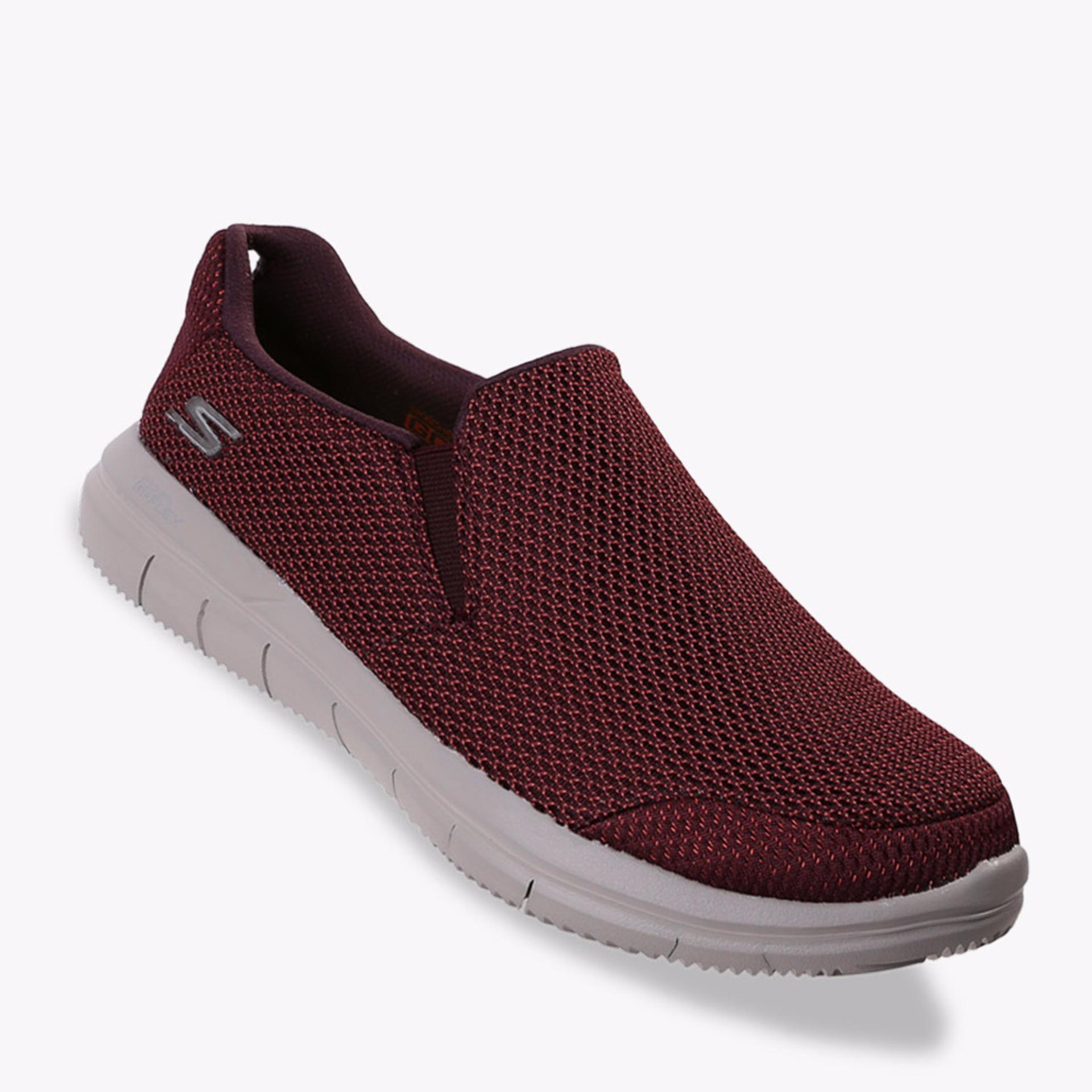 Beli Barang Skechers Go Flex 2 Completion Men S Sneakers Shoes Merah Online