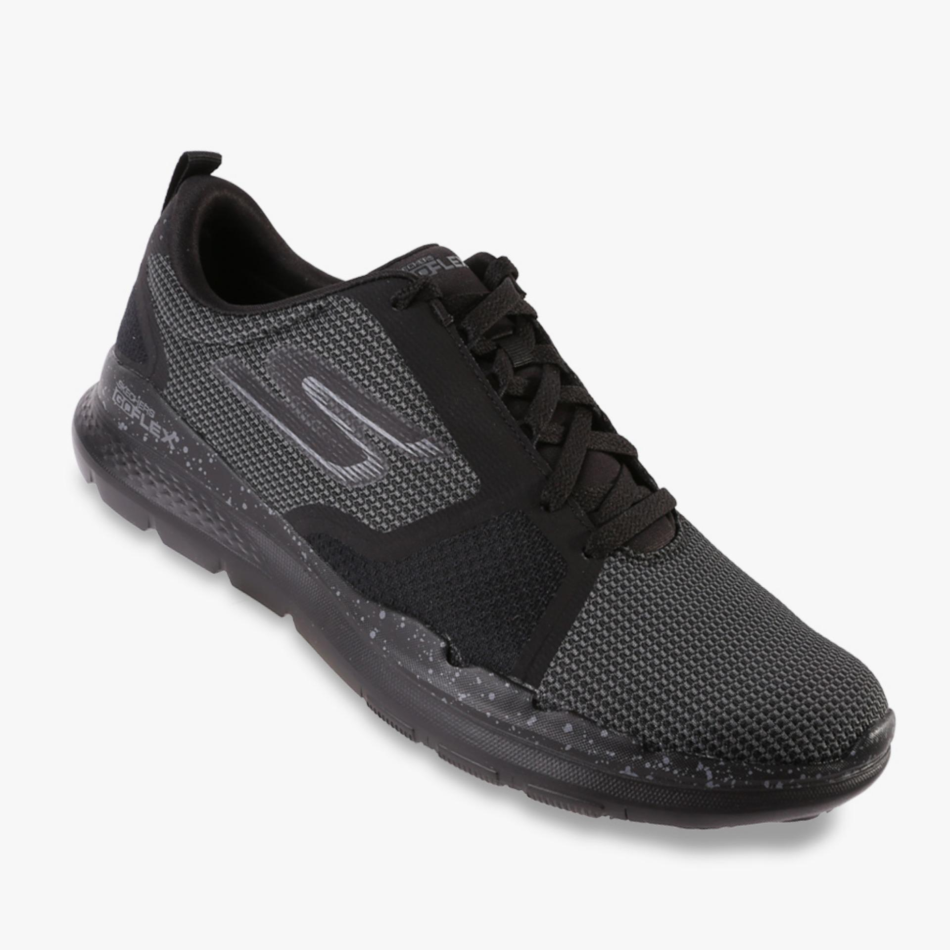 Beli Skechers Go Flex Train Men S Sneakers Hitam Terbaru