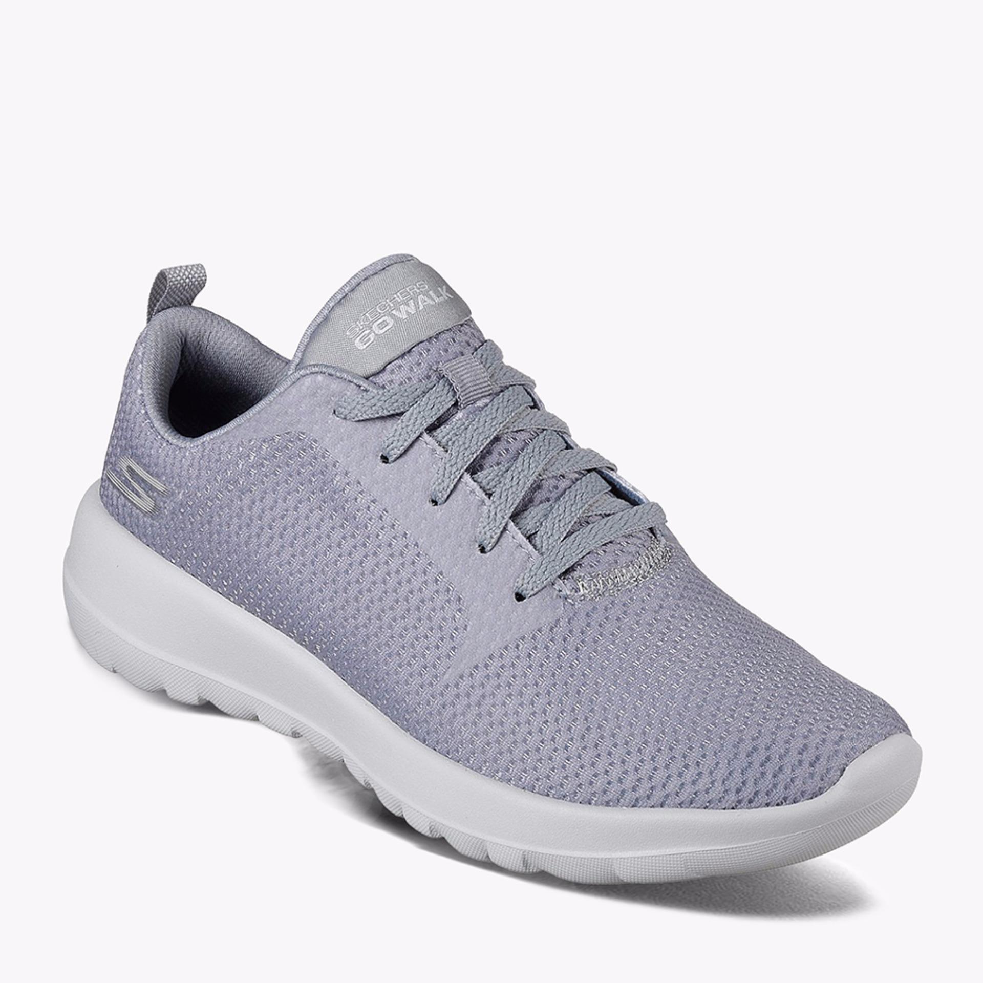 Spesifikasi Skechers Go Walk Joy Women S Sneakers Shoes Charcoal Baru