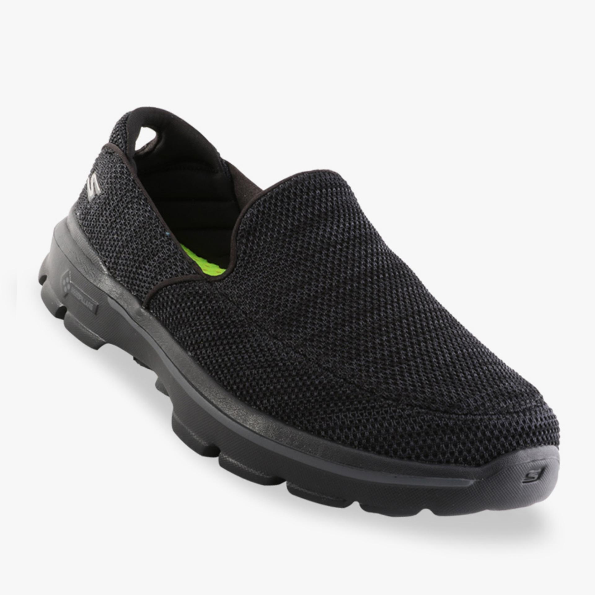 Spek Skechers Gowalk 3 Men S Sneakers Hitam
