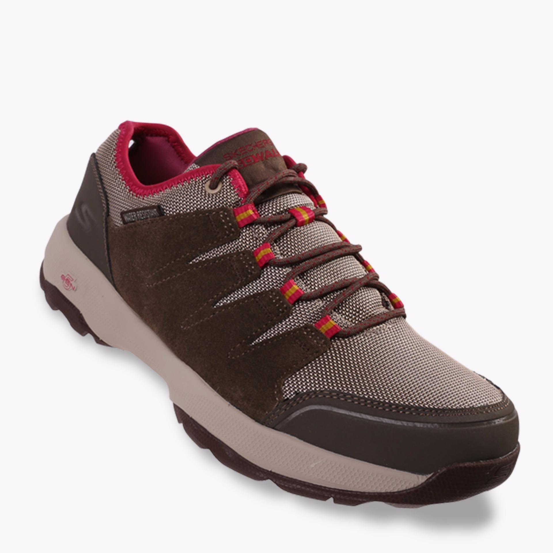 Review Skechers Gowalk Outdoors 2 Pathway Women S Sneakers Shoes Coklat